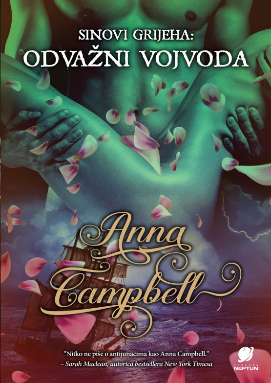 Anna Campbel - Odvažni vojvoda