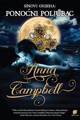 Anna Campbell - Ponoćni poljubac