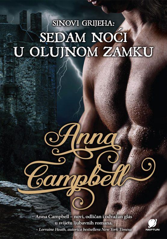 Anna Campbell - Sedam noći u -olujnom zamku