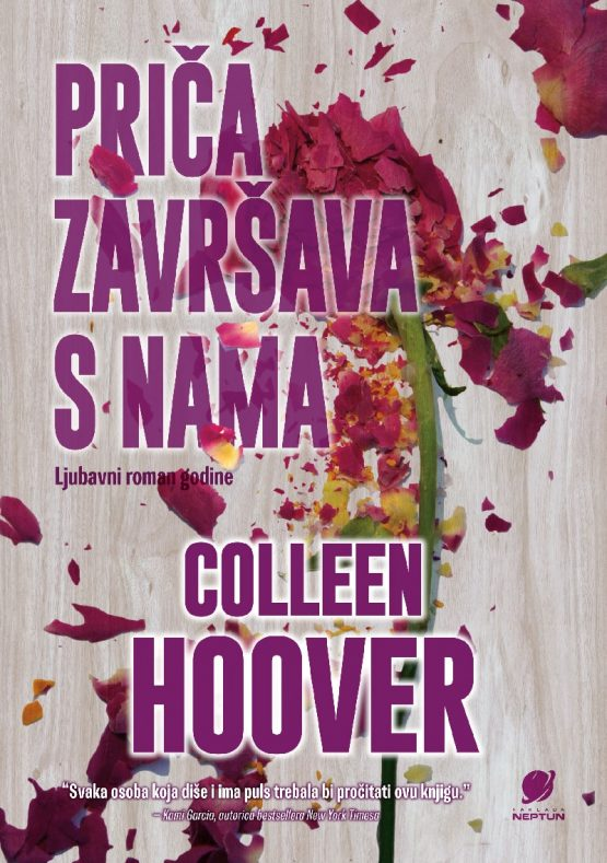 Colleen Hoover: Priča završava s nama