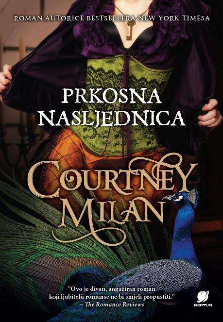 Courtney Milan - Prkosna nasljednica