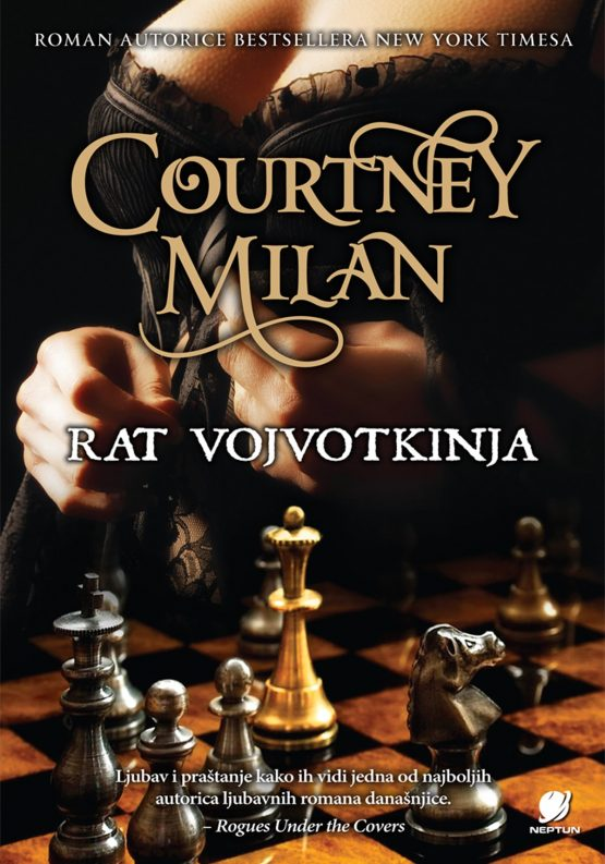 Courtney Milan - Rat vojvotkinja