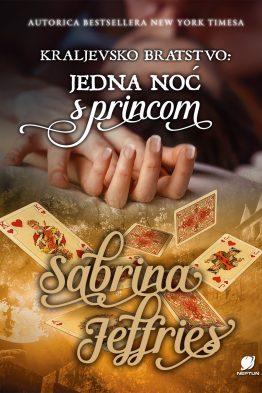 Sabrina Jeffries - Jedna noć princom