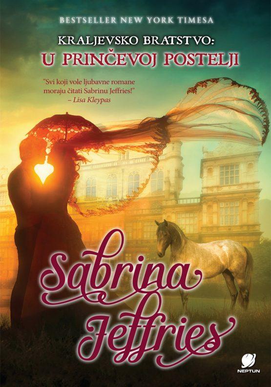 Sabrina Jeffries - U prinčevoj postelji