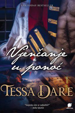 Tessa Dare - Vjenčanje u ponoć