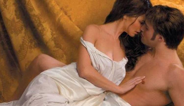 Književna uloga prizora seksa u ljubavnim romanima