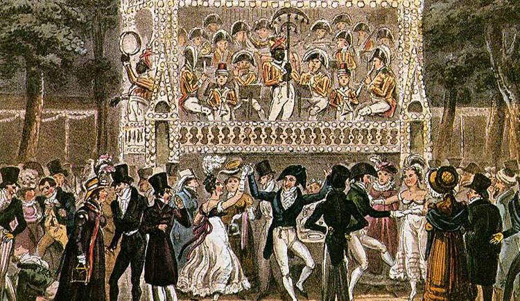 Povijesne zanimljivosti (2. dio) – Londonski klub Almack's
