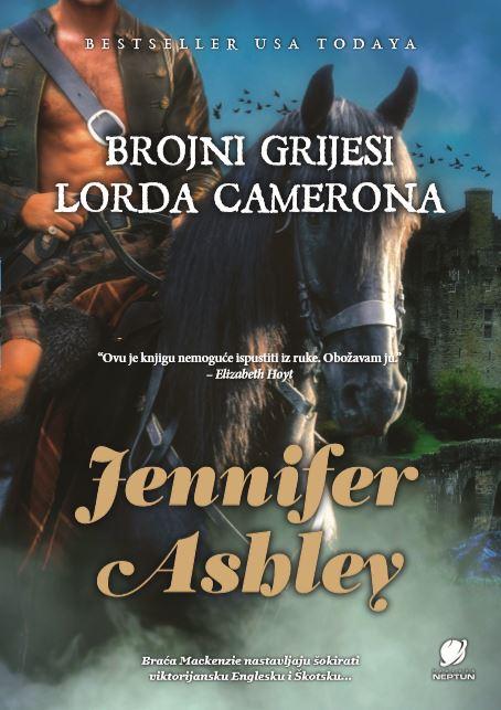 Jennifer Ashley: Brojni grijesi lorda Camerona