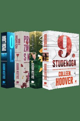 Colleen Hoover: Komplet knjiga Naklade Neptun