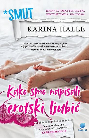 Karina Halle: Kako smo napisali erotski ljubić