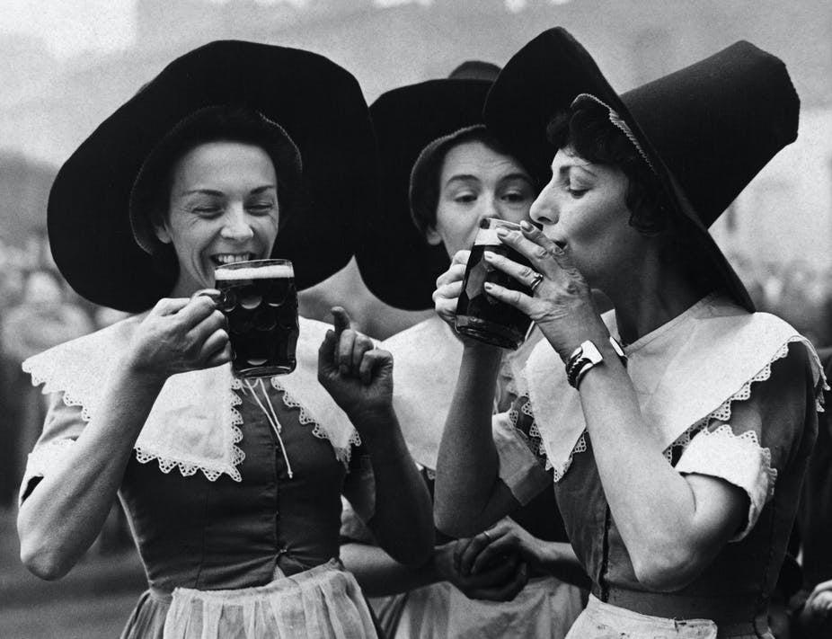 Pivo i vještice
